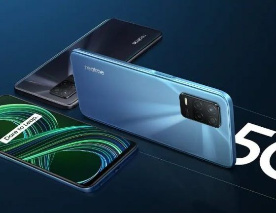 Realme 8 5G Launched with MediaTek processor