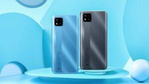 Realme C20, Realme C21, Realme C25 Unveiled In India