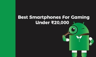 Top 5 Gaming Smartphones Under ₹20000
