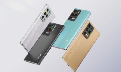 ZTE Axon 30 Ultra and Axon 30 Pro Unveiled