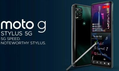 Moto G Stylus 5G Launches With 48MP Camera