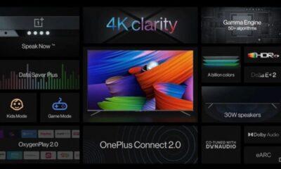 OnePlus TV U1S Unveiled In India
