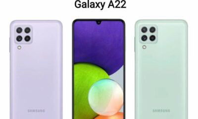 Samsung Galaxy A22 5G Launched With 48 MP Camera