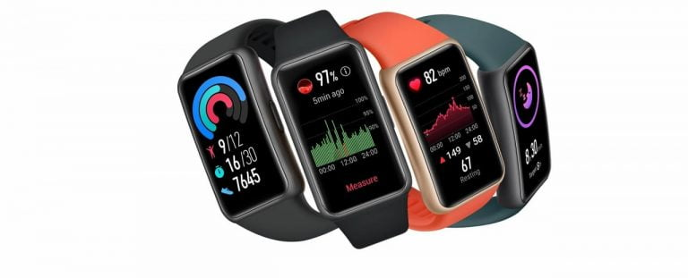 Huawei Band 6 Unveiled In India For Rs. 4,490