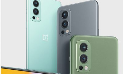 OnePlus Nord 2 5G Unveiled With Triple Rear Cameras