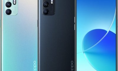 Oppo Reno 6 4G Debuted With 64 MP Camera