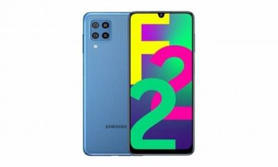 Samsung Galaxy F22 Debuted In India