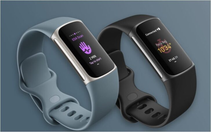 Fitbit Charge 5 goes official