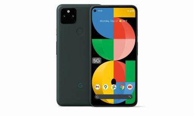 Google Pixel 5a 5G Unveiled With Big Battery