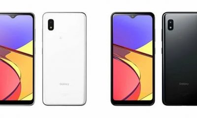 Samsung Galaxy A21 Simple SCV49 Goes Official
