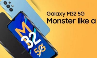 Samsung Galaxy M32 5G Debuted With 48MP Camera