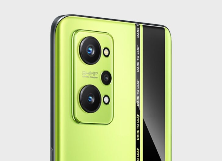 Realme GT Neo 2 Launched With 64 MP Camera