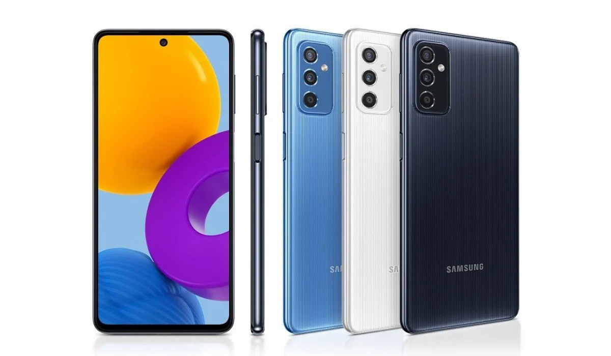 Samsung Galaxy M52 5G Quietly Unveiled