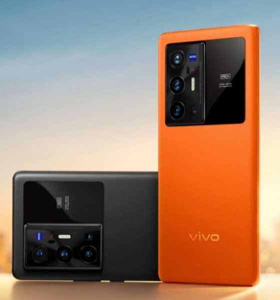 Vivo X70 Pro+ Unveiled With Snapdragon 888 Plus
